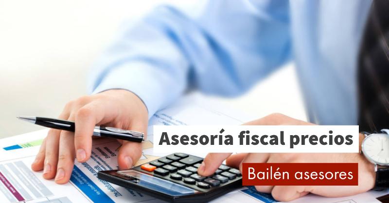 asesoria fiscal precios
